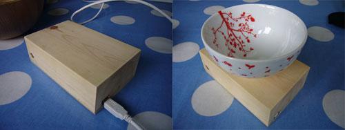 Bowl prototype.